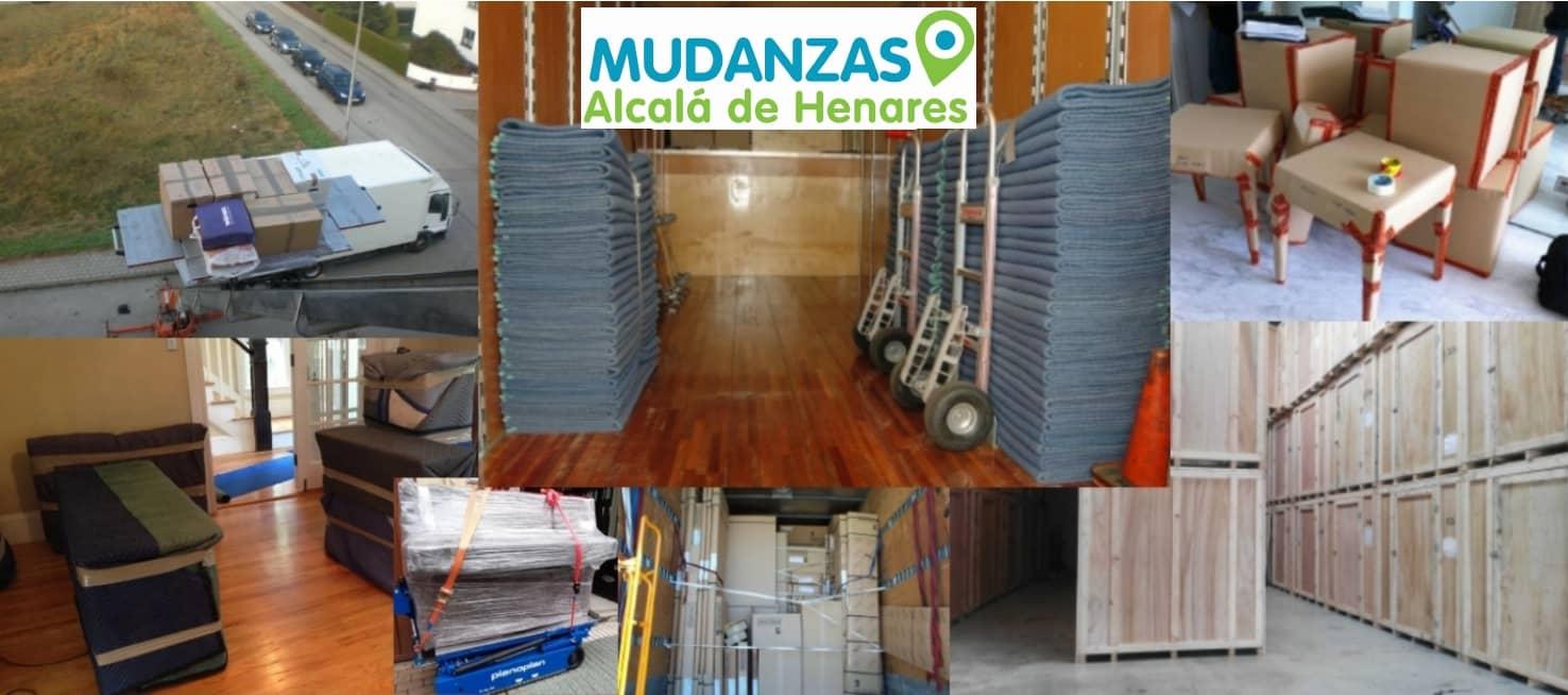 Mudanzas Alcalá de Henares