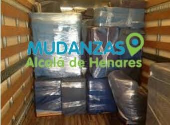Compañía de mudanzas Alcalá de Henares