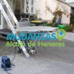 Elevador Mudanzas Alcalá de Henares Madrid