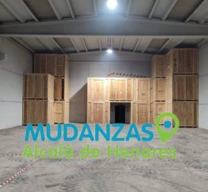 Empresa Guardamuebles Alcalá de Henares
