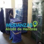 Empresa de mudanzas en Alcalá de Henares
