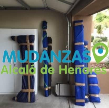 Empresa mudanzas Alcalá de Henares