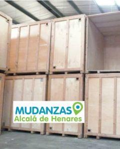 Guardamuebles barato Alcalá de Henares