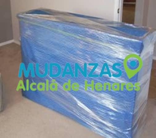 Mudanza Alcalá de Henares