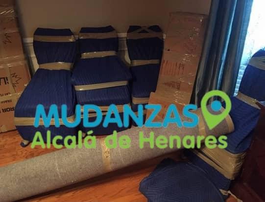 Mudanza calidad Alcalá de Henares