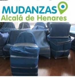 Mudanza certificada Alcalá de Henares