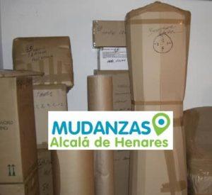 Mudanza oficina Alcalá de Henares