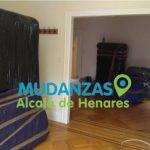 Mudanzas Alcalá de Henares Madrid