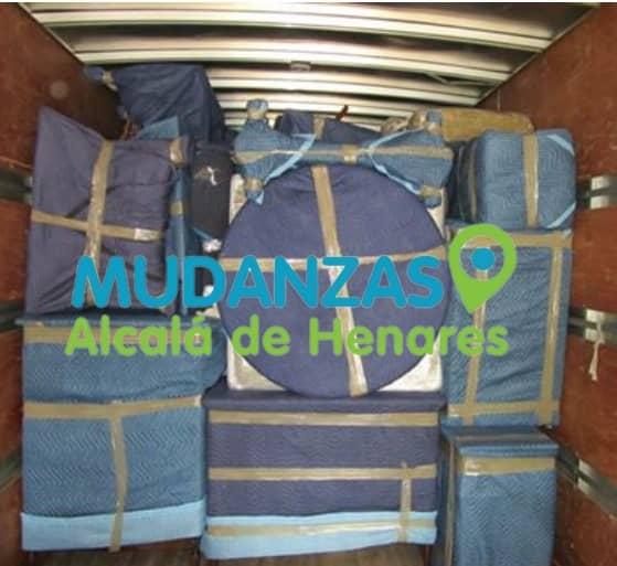 Mudanzas Alcalá de Henares baratas