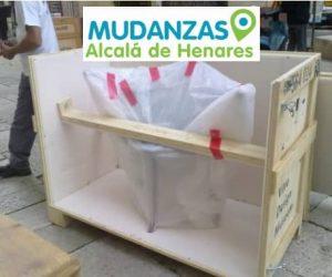 Mudanzas baratas Alcalá de Henares