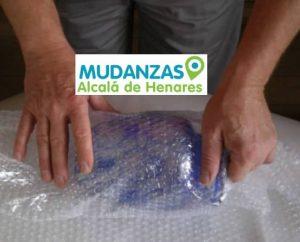 Mudanzas baratas urgentes Alcalá de Henares