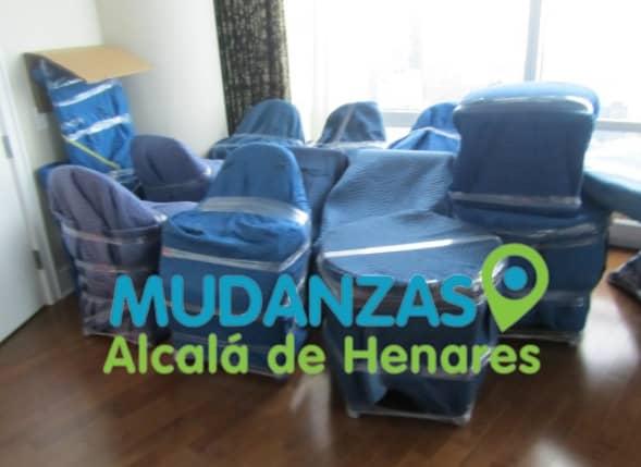 Mudanzas calidad Alcalá de Henares