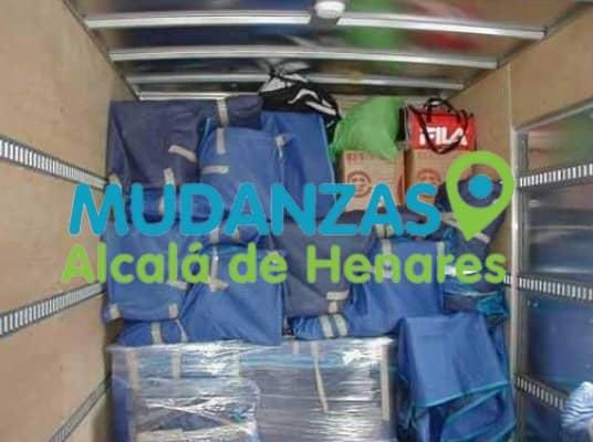 Mudanzas compartidas Alcalá de Henares Madrid
