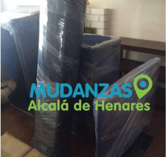 Mudanzas corporativas Alcalá de Henares