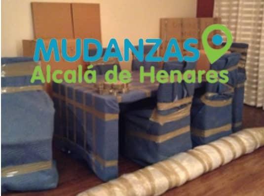 Mudanzas de pisos Alcalá de Henares
