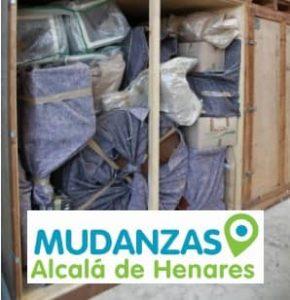 Mudanzas empresas Alcalá de Henares