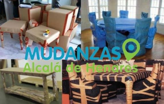 Mudanzas express Alcalá de Henares