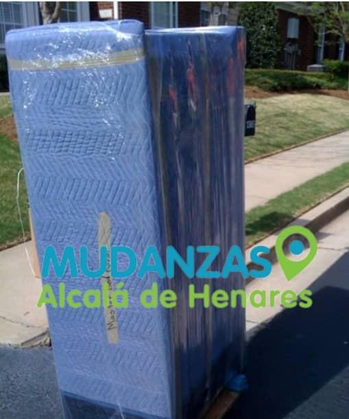 Mudanzas familias Alcalá de Henares Madrid