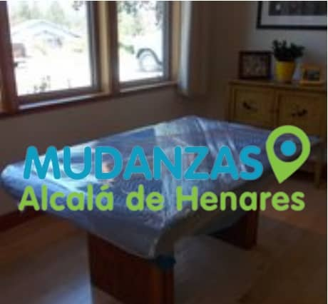 Mudanzas hogares Alcalá de Henares