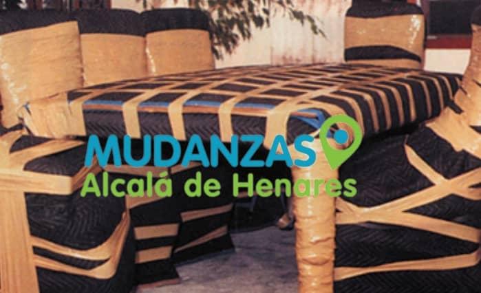 Mudanzas integrales Alcalá de Henares