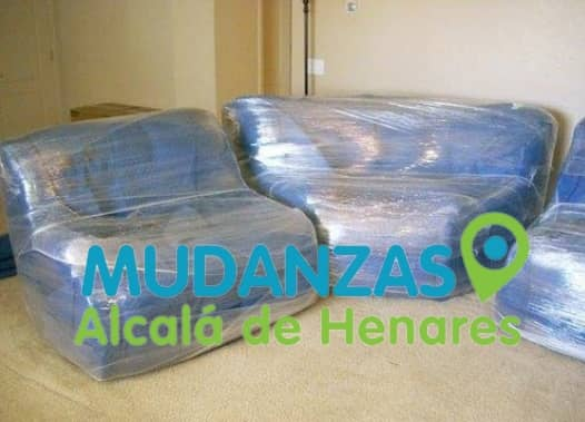 Mudanzas locales Alcalá de Henares Madrid