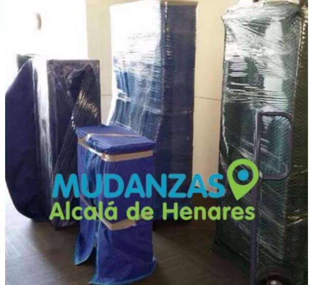 Mudanzas muebles Alcalá de Henares Madrid