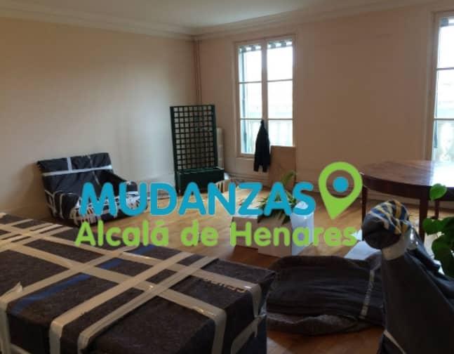 Mudanzas pequeñas Alcalá de Henares Madrid