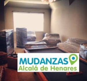 Mudanzas personal Alcalá de Henares