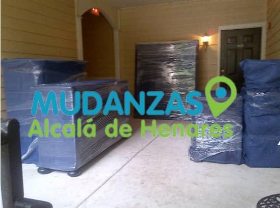 Mudanzas por horas Alcalá de Henares