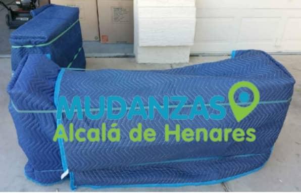 Mudanzas profesionales en Alcalá de Henares