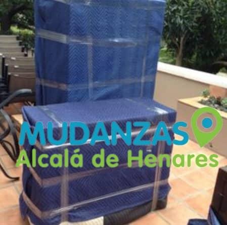 Mudanzas urgentes Alcalá de Henares.