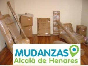 Precios de mudanzas Alcalá de Henares