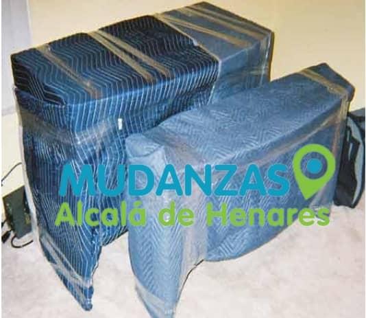 Precios mudanzas Alcalá de Henares Madrid