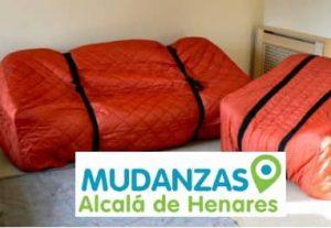 Presupuesto de mudanza Alcalá de Henares