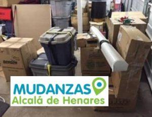 Presupuesto de mudanzas Alcalá de Henares