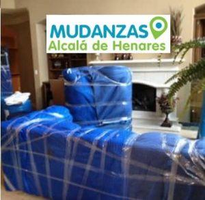 Presupuesto mudanza Alcalá de Henares