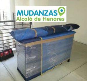 Presupuesto mudanzas Alcalá de Henares