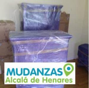 Presupuesto precio transporte Alcalá de Henares