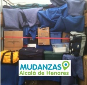 Presupuestos de mudanzas Alcalá de Henares