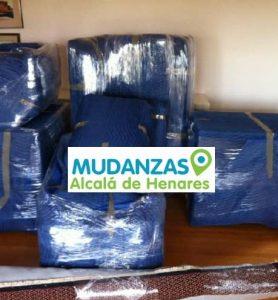 Relocation Alcalá de Henares