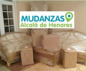 Retirada muebles viejos Alcalá de Henares