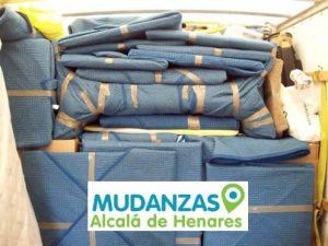 Servicio de mudanzas Alcalá de Henares