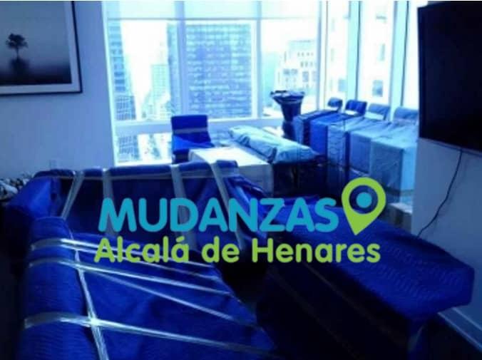 Servicios mudanzas Alcalá de Henares
