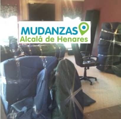 Traslado Mudanzas Alcalá de Henares Madrid