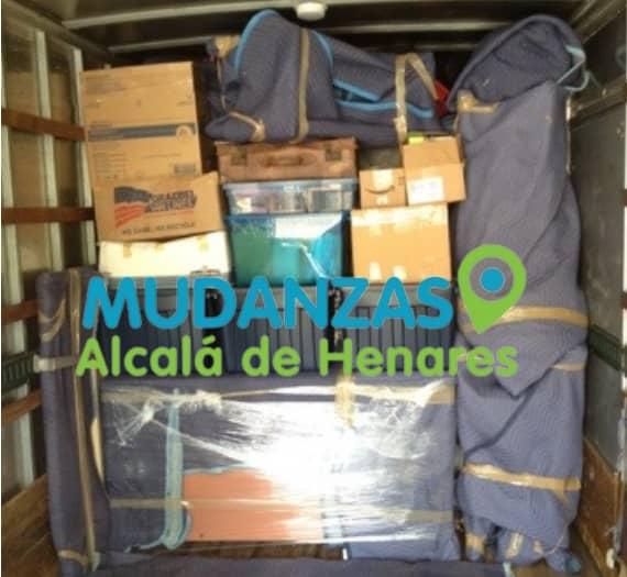 Vaciado pisos Alcalá de Henares Madrid