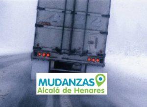 camión mudanzas Alcalá de Henares